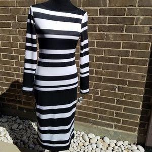 Project Runway Midi Pencil Dress - M